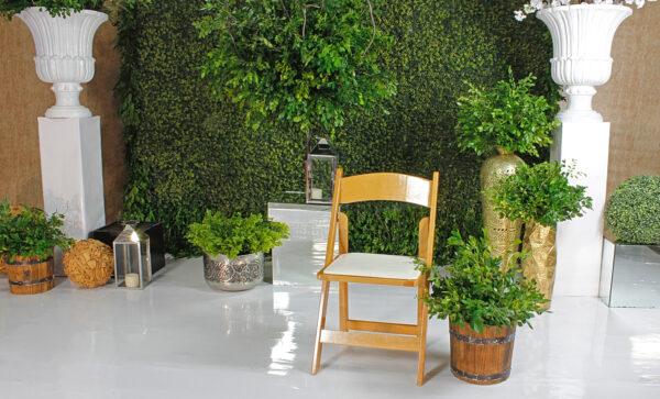 Silla Avant Garden Natural